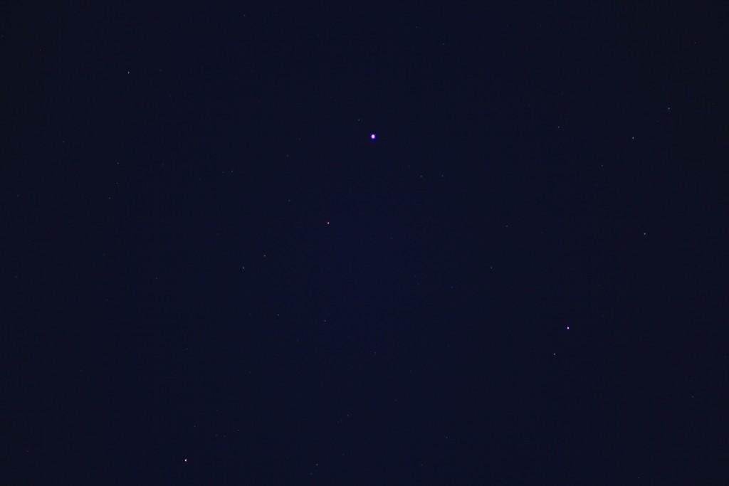 Leo 70 tror jag, taget 2016-03-30, med 400mm objektiv på Canon 60d monterat på teleskopmonteringen. Exp 30sek ISO 200, taget i Bollmora, Tyresö av Janne